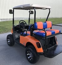 +Golf Cart ++Electric Freedom best WHEELS/ TIRES++