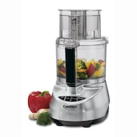Cuisinart CFP-11 11-Cup Food Processor with Blade Storage  Mississauga