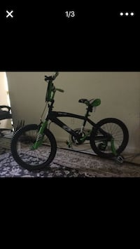Black and green bmx bike  Silver Spring, 20904