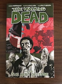 The Walking Dead volume 5 NEW Montréal, H8P 1J4