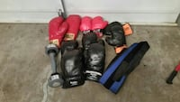 assorted-color training glove lot Los Angeles, 90059