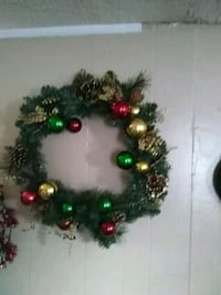 Christmas wreath Hagerstown, 21740