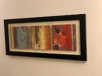 Abstract art wall painting Chevy Chase, 20815