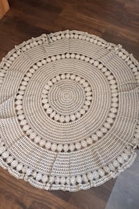 Handmade Tablecloth Embroidery