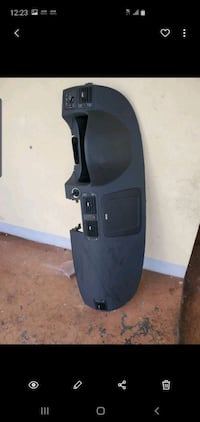 2007 Volvo c70 t5 Dashboard with original Airbag