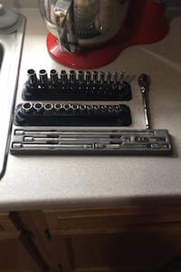 Snap-on 1/4 drive complete set 27 piece