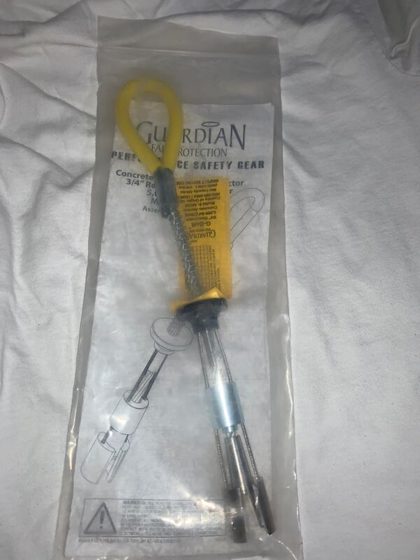 Selling Guardian Fall Protection Anchor 57dfc3e0-ab54-4928-9d9f-9995ad369b60