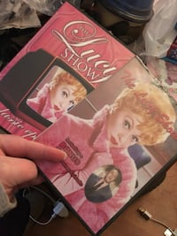 Lucy Show DVDs