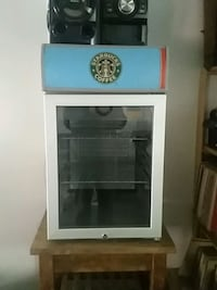 Starbucks mini fridge Edmonton, T5X 2X2