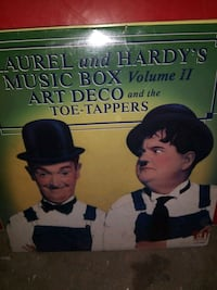 New Laurel and Hardy Comedy Album Downey, 90242
