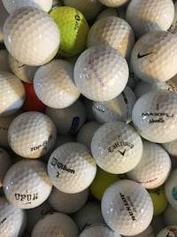 Bag of 100 Golf Balls-Various Brands-AAAA Condition Jackson, 08527