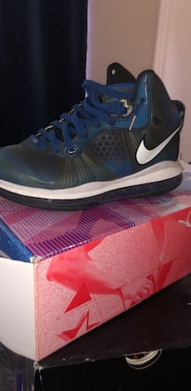 All Star Game  2011 Lebron 8 Size 6