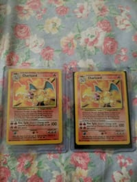 Base set Unlimited charizard 4/102. Lightly played Woodbridge, 22191