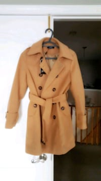 Brand new trench jacket size medium Toronto