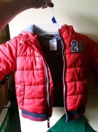 Carter's 3T Thernal Jacket