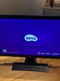 "24"" BenQ Gaming Computer Monitor RL [TL_HIDDEN]  Hz Mc Lean, 22102"