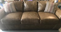 Leather Sofa ORLANDO