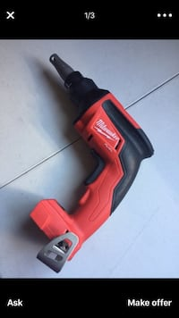 Milwaukee New SCREW GUN 18M - FUEL- Herramienta nueva Los Angeles, 91406
