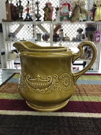 Iron side  pottery pitcher Winchester, 22601