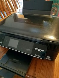 black Epson multi-function printer Wooster, 44691