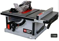 black and gray Craftsman miter saw Vancouver, 98682