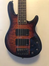 Schecter Raiden Elite 5-String Bass - Tobacco Sunburst