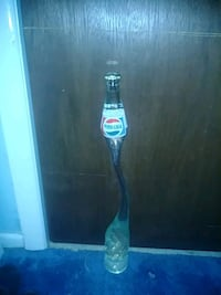 Rare stretched out Pepsi cola bottle  Sun Valley, 89433