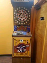 'Vintage' Sprots Dart Arcade Game / Perfect working!!!