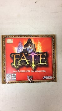 Fate poster with gold-colored frame Houma, 70360