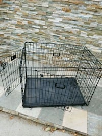 Pet cage ..foldable  Santa Ana