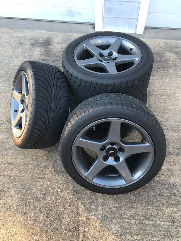 Used 2003 Mustang Cobra Wheels For Sale In Richmond Letgo