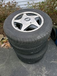 14 inch tire and rims Berks County, 19522