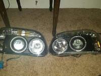 Explorer Headlights with Halo Rings Little Rock, 72223