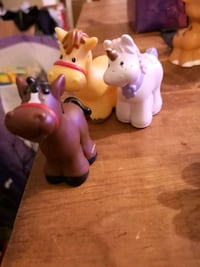 Little people horses