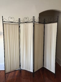 Folding screen looking for a home Washington