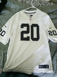 Jersey Raiders McFadden 20  Aptos, 95003