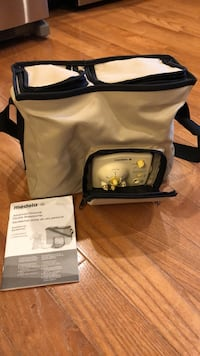 Medela advanced personal double breast pump with new tubing