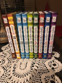DIARY OF A WIMPY KID BOOKS North Dumfries, N0B