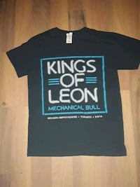 KINGS OF LEON CONCERT T SHIRT SIZE MEDIUM  St. Catharines