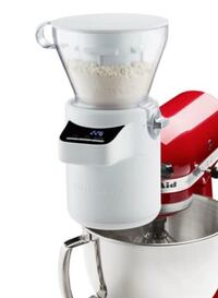 KitchenAid Stand Mixer Sifter & Scale Attachments  Coquitlam