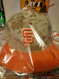 San Francisco Giants baseball cap