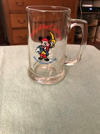 Mickey Mouse Pirates of the Carribean beer mug Olney, 20832
