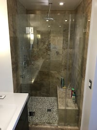 Showers and mirrors