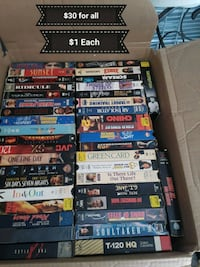 assorted DVD movie case lot Owensboro, 42301