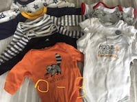 Excellent condition baby clothes