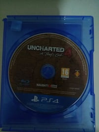 Sony PS4 Uncharted 4 Bir H?rs?z?n Sonu diski Fatih Mahallesi, 43020