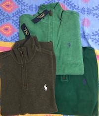 Huge discount!!! Authentic new with tags polo ralph lauren french rib sweatshirts all small size Mc Lean, 22102