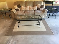 Beautiful coffee table set & couch for sale Bothell, 98021