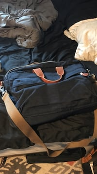 JCrew laptop bag
