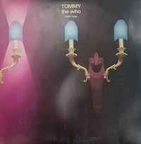 The Who - Tommy Part 2 (Plak)